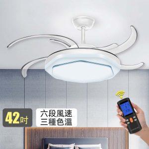 LED 搖控風扇燈 CFBR 42吋 36W