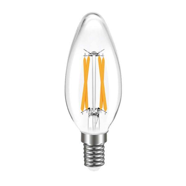 LED 燈絲蠟燭 椒膽 4W