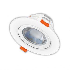 LED 可調角度筒燈 7W