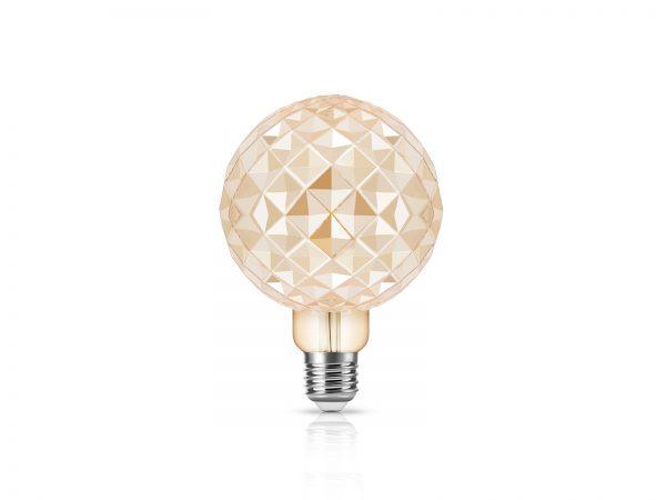 LED G95球型 燈絲燈膽 4W