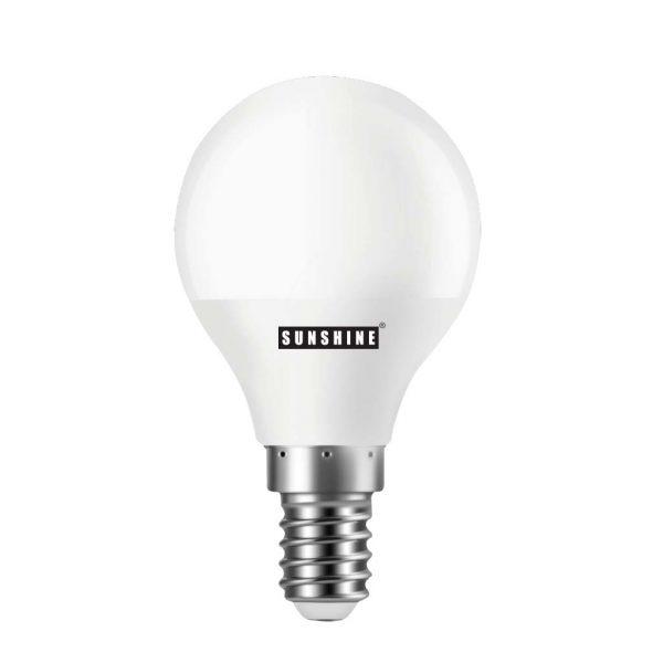 LED 燈膽 E14 細螺頭 5W 白光/黃光