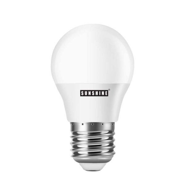 LED 燈膽 E27 大螺頭 5W 白光/黃光