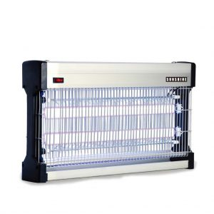 UV高效電擊式滅蚊燈殺蚊神器