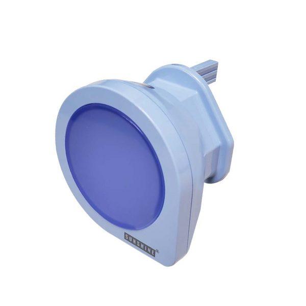 LED 光感小夜燈 (藍色)