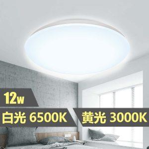 LED 開關調色吸頂燈 (LTCLK) 12W