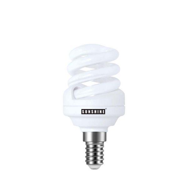 螺旋 慳電膽 CFL 8W